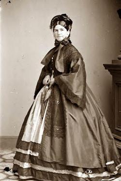 Mary Theodosia <I>Palmer</I> Banks