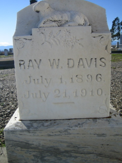 Ray W. Davis