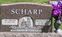 Melvin Conrad Scharp