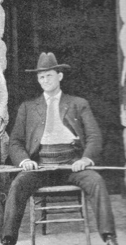 """John Henry """"Rimrock Henry"""" Thompson"""