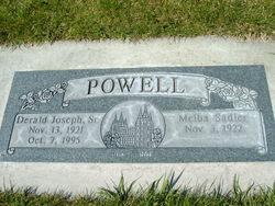 Derald Joseph Powell, Sr