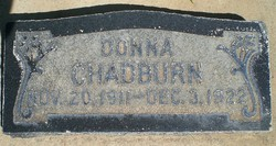 Donna Chadburn