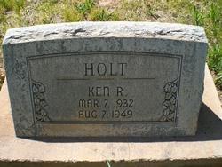 Ken Ralston Holt