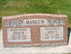 Jane Sunday Mangum
