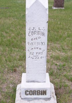 Joseph Luther Corbin
