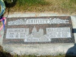 Marjorie Jean <I>Hecht</I> Shiflett
