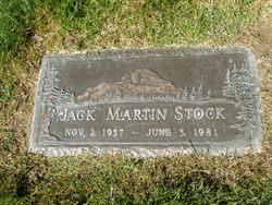 Jack Martin Stock