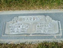 William Phelps Harris, Sr