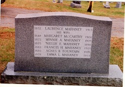 Nellie E. Mahaney
