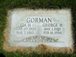 Ida May <I>Herron</I> Gorman
