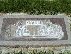 Flossie Mae <I>Hayward</I> Knadle