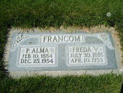 Presley Alma Francom