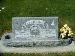 Shirlee Ann <I>Bishop</I> Ferrin