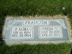 Freda Veronica <I>Allmendinger</I> Francom