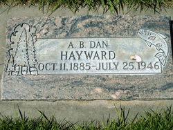 "Alonzo Birt ""Dan"" Hayward"