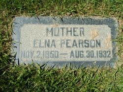 Elna <I>Svenson</I> Pearson