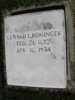 Edward Eugene Rominger
