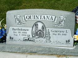 Bartholomew Quintana