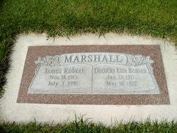 Dorothy Etta <I>Benson</I> Marshall