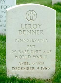 Leroy Denner
