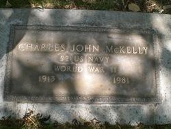 Charles John McKelly