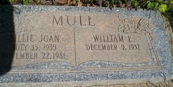 William E Mull