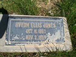 Hyrum Ellis Jones