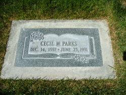 Cecil Mellie <I>Goodman</I> Parks