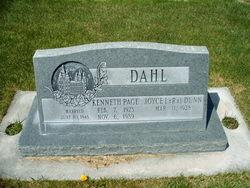 Kenneth Page Dahl