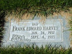 Frank Edward Harvey