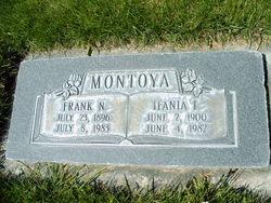 "Ifania R. ""Juanita"" <I>Trujillo</I> Montoya"