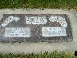Vern B Webb