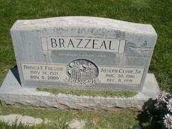 Joseph Clyde Brazzeal