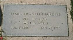 James Franklin Burgess