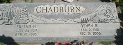 Evelyn <I>Horsley</I> Chadburn