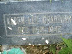 Karen Lee Chadburn