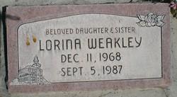 Lorena Weakley