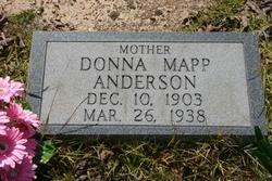 Donna Mapp Anderson