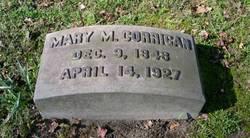 Mary M <I>Breyley</I> Corrigan