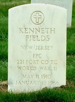 Kenneth Fields