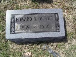 Edward T. Oliver