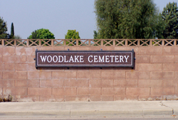 Woodlake District Cemetery