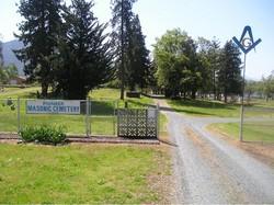 Grants Pass Masonic Pioneer Cemetery