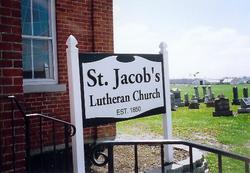 Saint Jacob Lutheran Cemetery