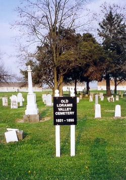 Old Loramie Valley Cemetery