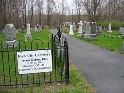 Rock City Cemetery
