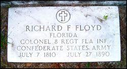 Col Richard Ferdinand Floyd