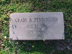 Grady Barton Pennington, Sr
