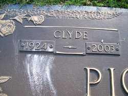 """Edwin Clyde """"Buddy"""" Pickler, Sr"""