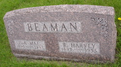 Ida Mae <I>White</I> Beaman